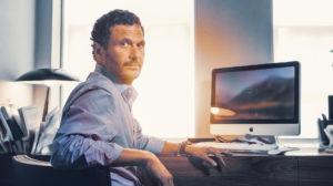 Mark Patricof, Founder of Patricof Co